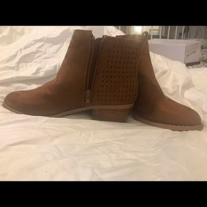Brand new Report booties